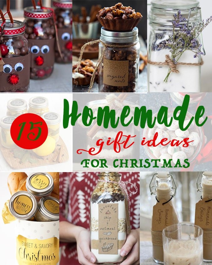 Easy Christmas Food Gifts  Homemade Food Gifts for Christmas As Easy As Apple Pie