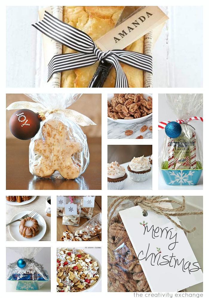 Easy Christmas Food Gifts  25 Yummy Homemade Christmas Gifts to Make or Buy