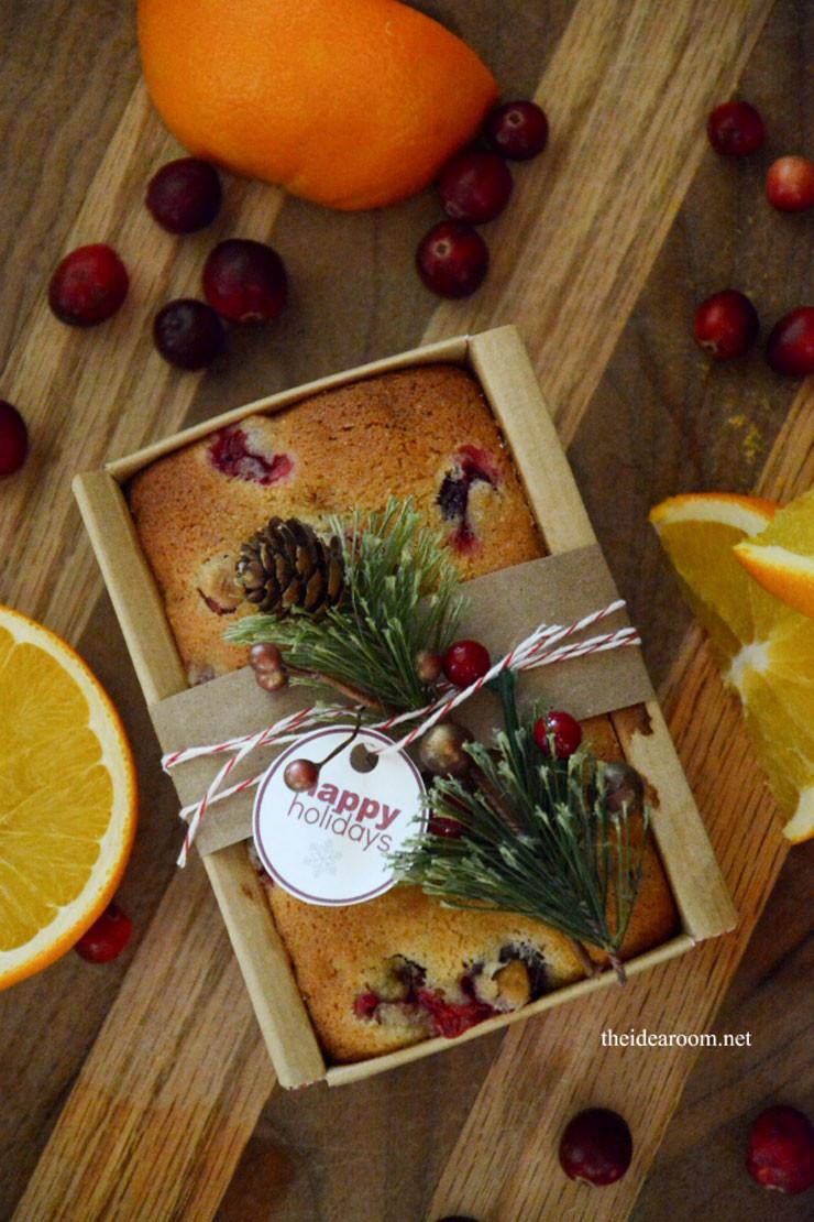 Easy Christmas Food Gifts  Homemade Food Gifts for Christmas