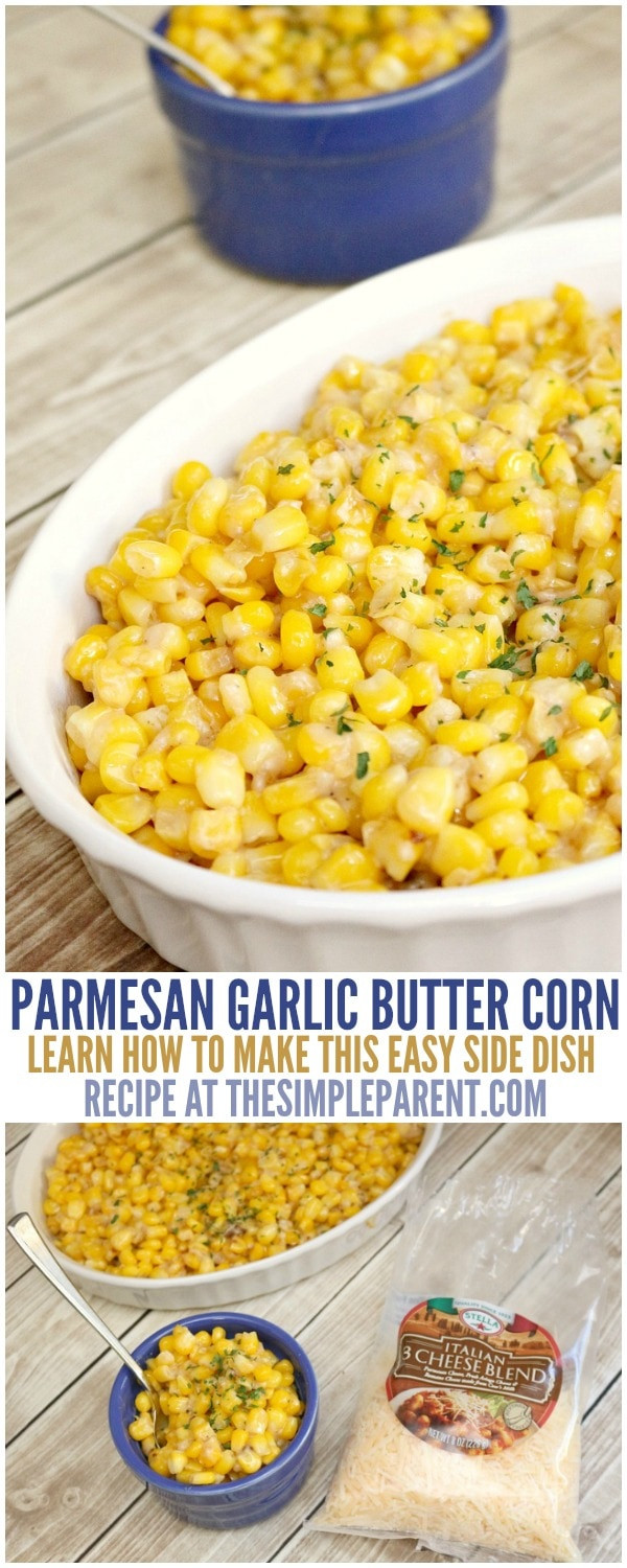 Easy Christmas Side Dishes  Easy Christmas Side Dishes 5 Ingre nt Parmesan Garlic