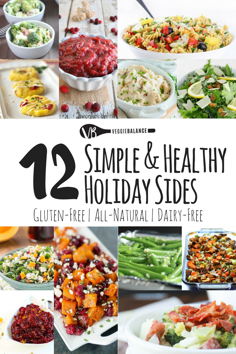 Easy Christmas Side Dishes  12 Easy Unique Holiday Side Dishes VeggieBalance