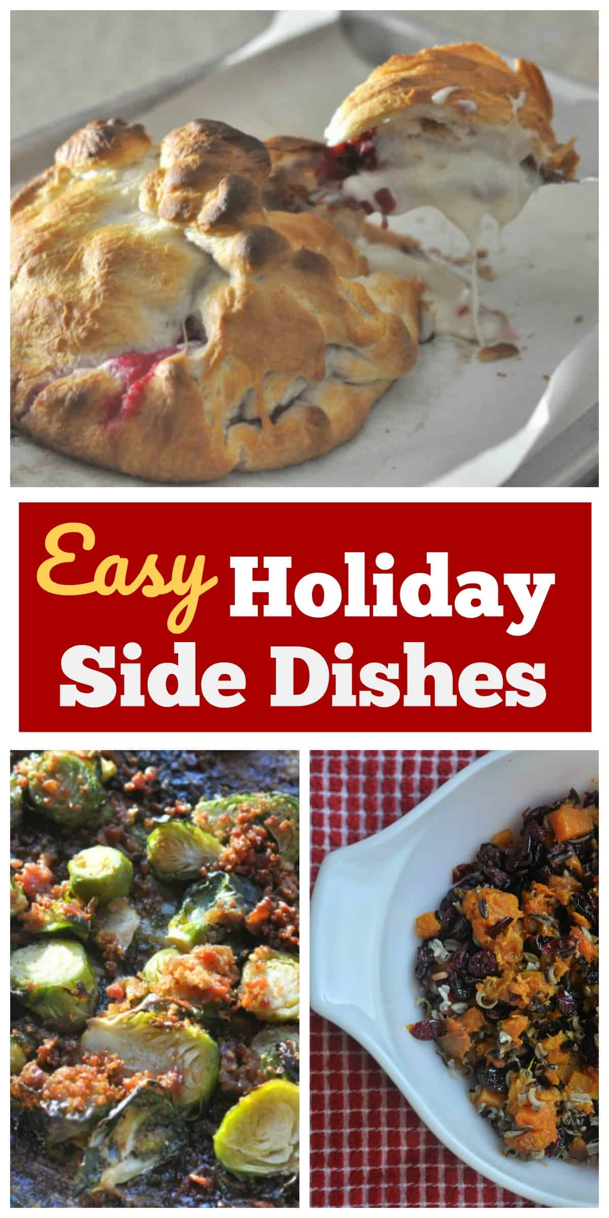 Easy Christmas Side Dishes  Easy Holiday Side Dishes Dining with Alice