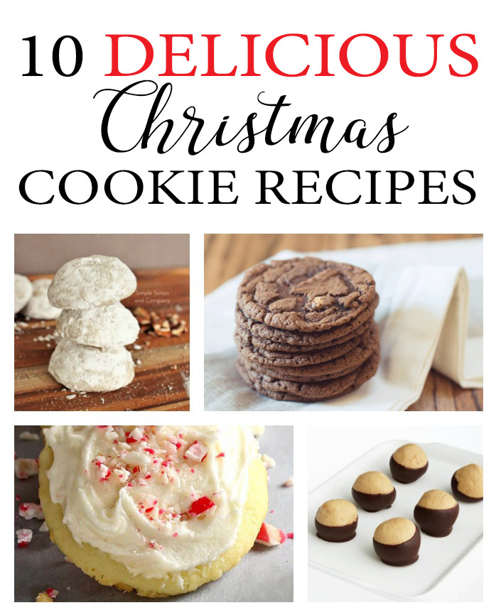 Easy Delicious Christmas Cookies  10 Delicious Christmas Cookie Recipes Simple Simon and