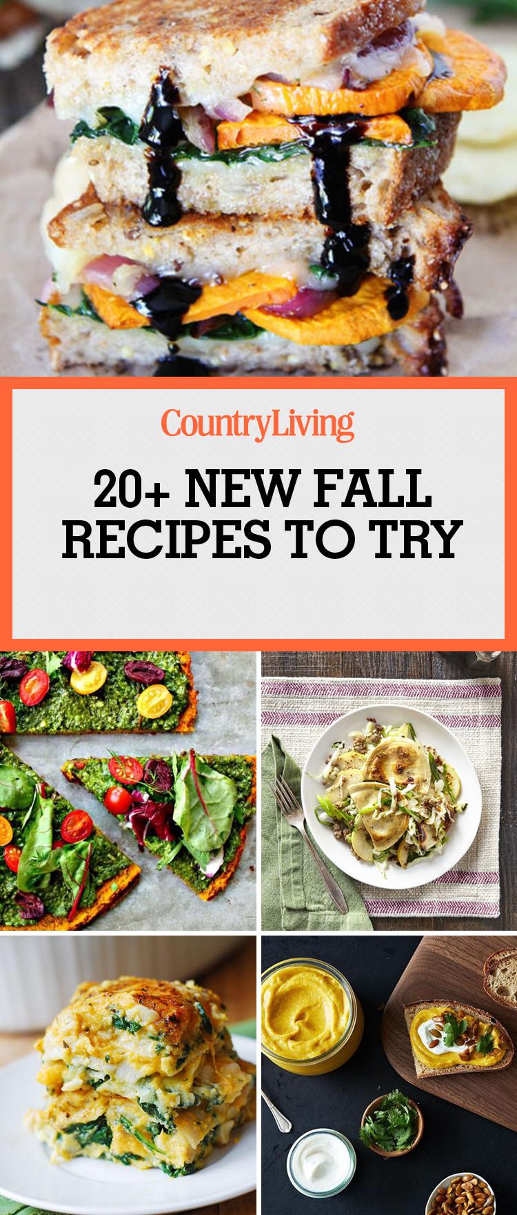 Easy Fall Dinner Recipes  30 Easy Fall Recipes Best Fall Dinner Ideas
