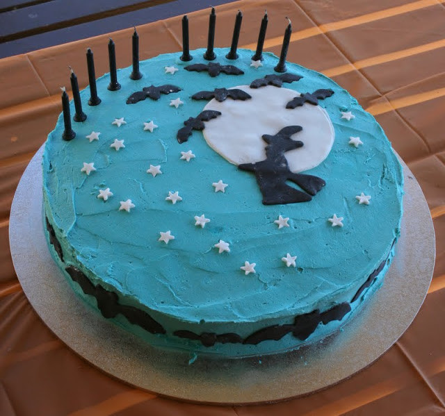 Easy Halloween Cakes  Lilyfield Life Halloween Cake Ideas