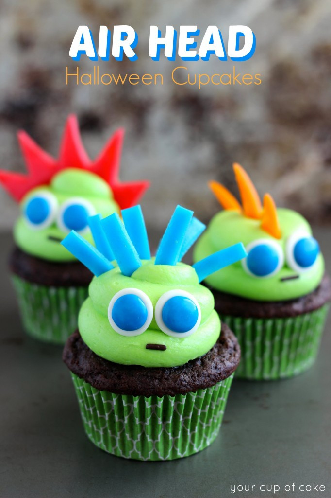 Easy Halloween Cupcakes  Easy Halloween Cupcake Ideas Your Cup of Cake