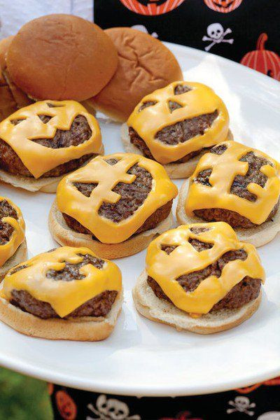 Easy Halloween Dinners  25 best ideas about Halloween Dinner on Pinterest