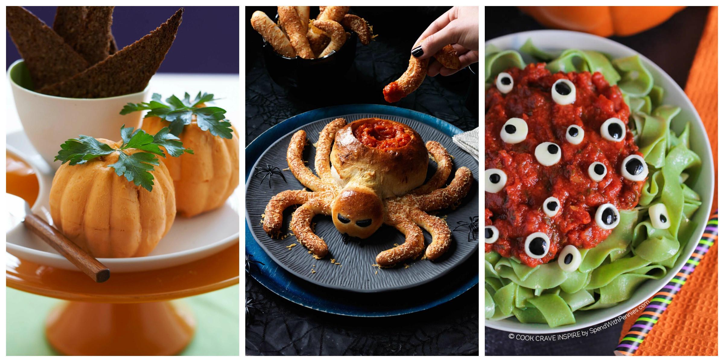 Easy Halloween Dinners  25 Spooky Halloween Dinner Ideas Best Recipes for