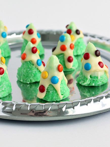 Easy No Bake Christmas Cookies  Pinterest Christmas Cookie We Tried It