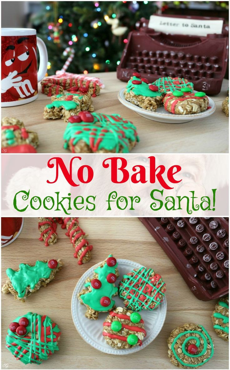 Easy No Bake Christmas Cookies  22 best images about Christmas Baking on Pinterest