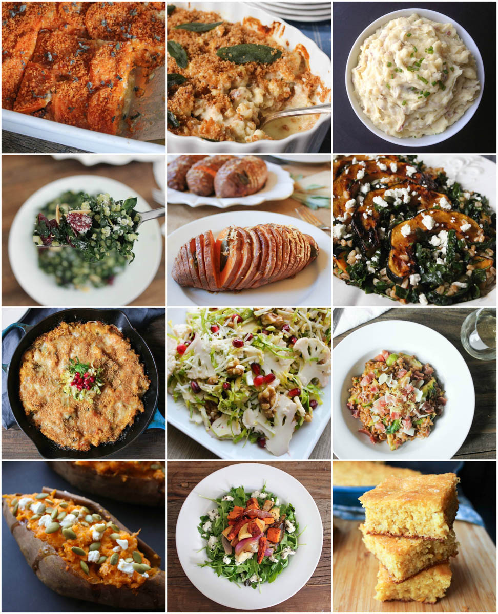 Easy Side Dishes For Thanksgiving Meal  12 Show Stopping Thanksgiving Sides Domesticate ME