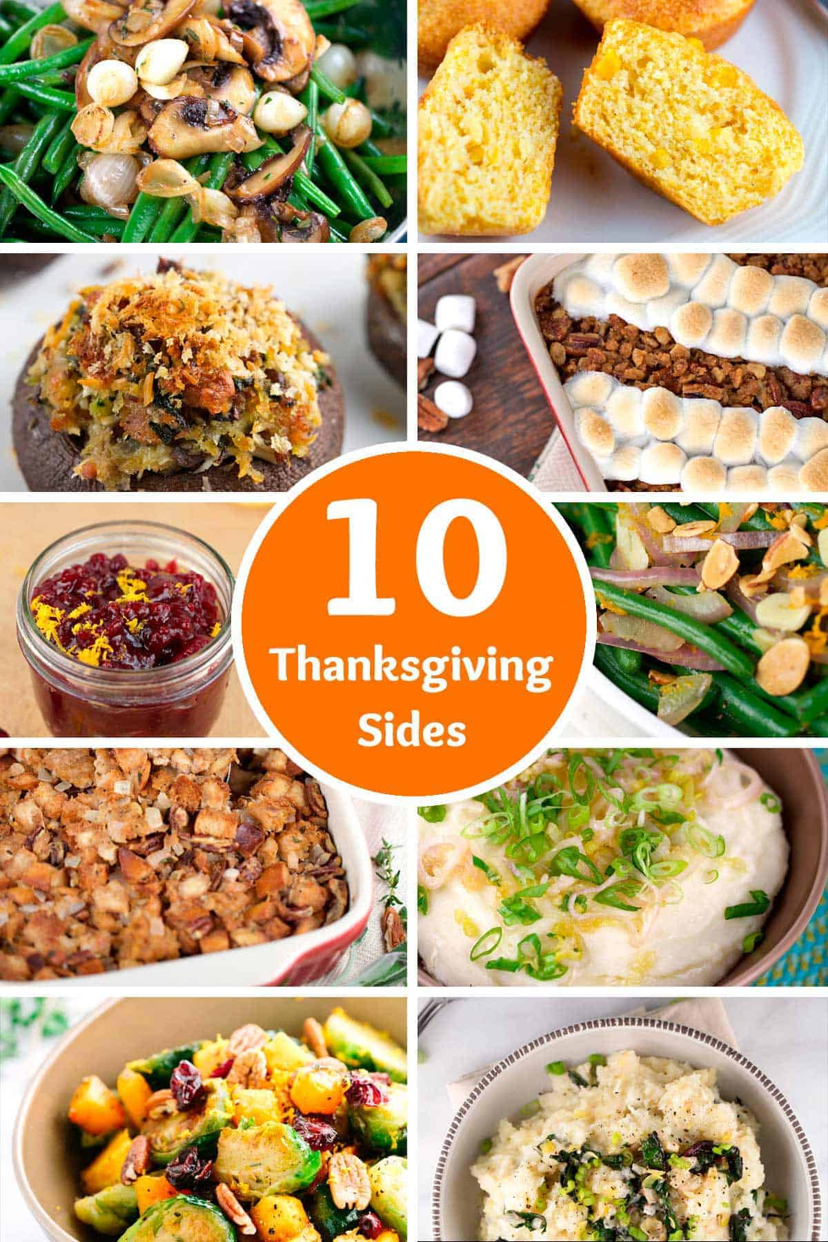 Easy Side Dishes For Thanksgiving Meal  10 Easy to Make Thanksgiving Side Dishes Jessica Gavin