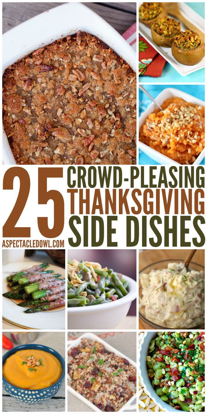 Easy Side Dishes For Thanksgiving Meal  291 best images about Thanksgiving Ideas on Pinterest