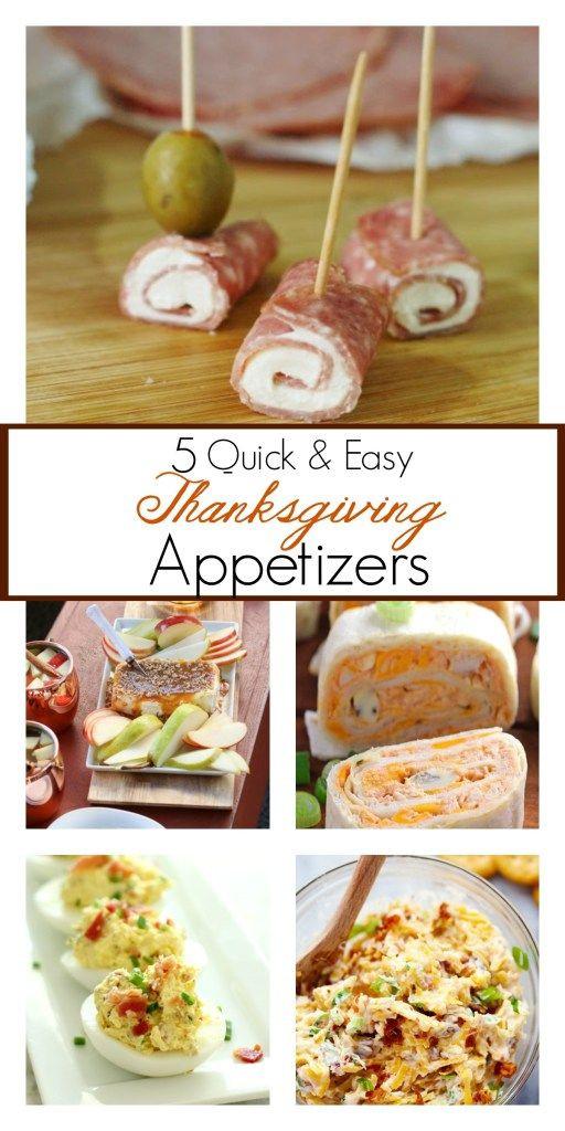 Easy Thanksgiving Appetizers Ideas  Best 25 Best thanksgiving appetizers ideas on Pinterest