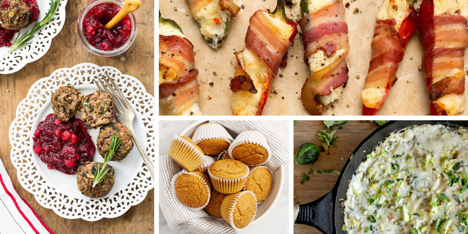 Easy Thanksgiving Appetizers Ideas  12 Easy Thanksgiving Appetizers and Recipes for 2018