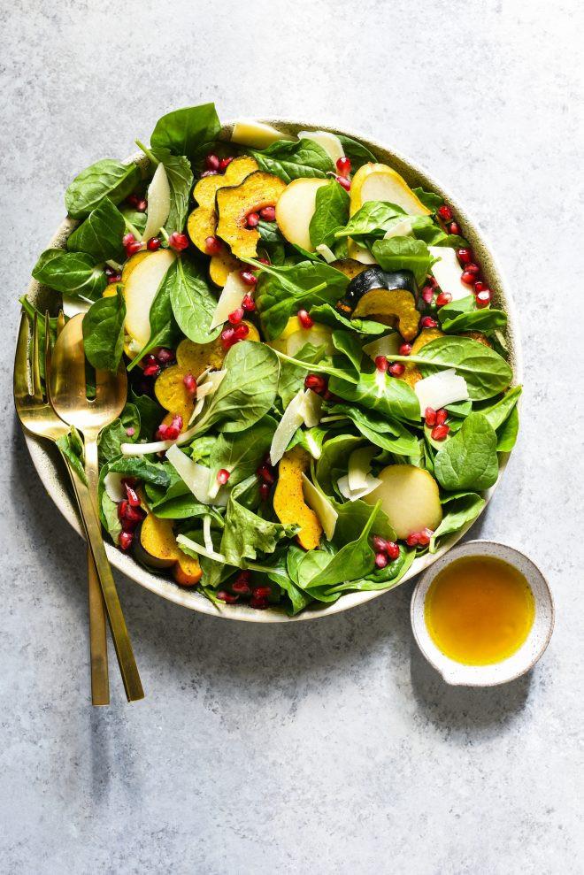 Easy Thanksgiving Salads  Really Good Thanksgiving Salad Foxes Love Lemons