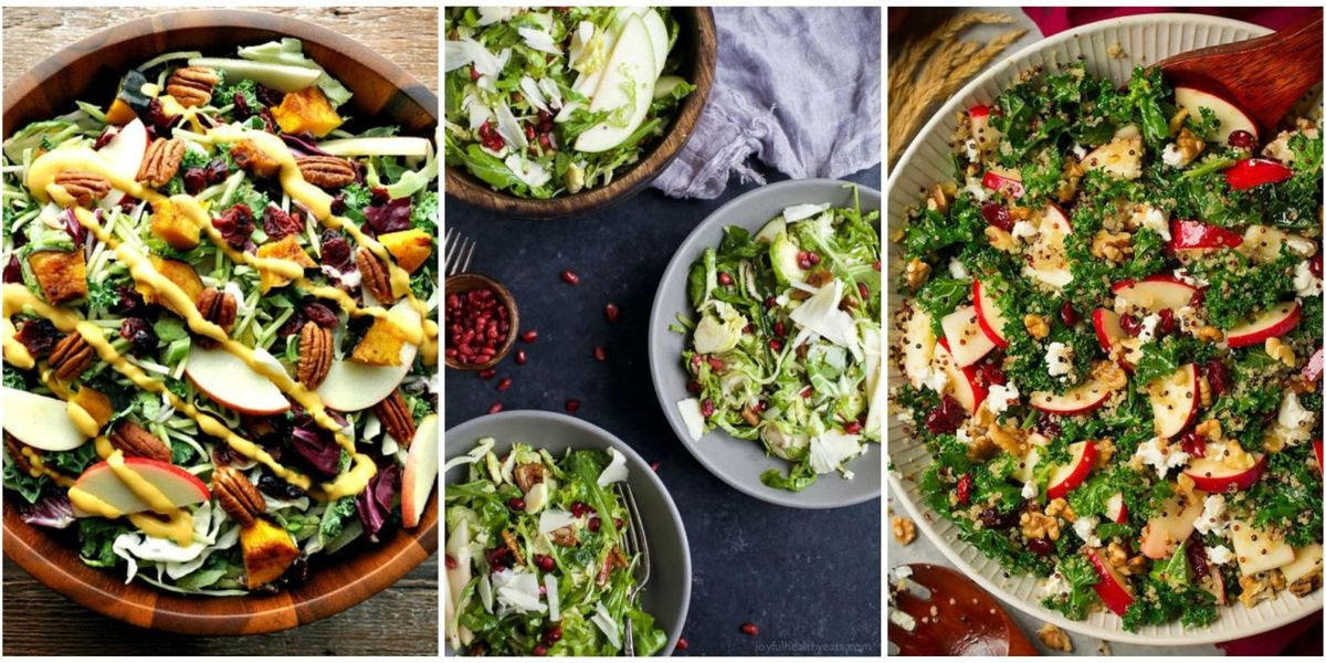 Easy Thanksgiving Salads  11 Easy Thanksgiving Salad Recipes Best Side Salads for