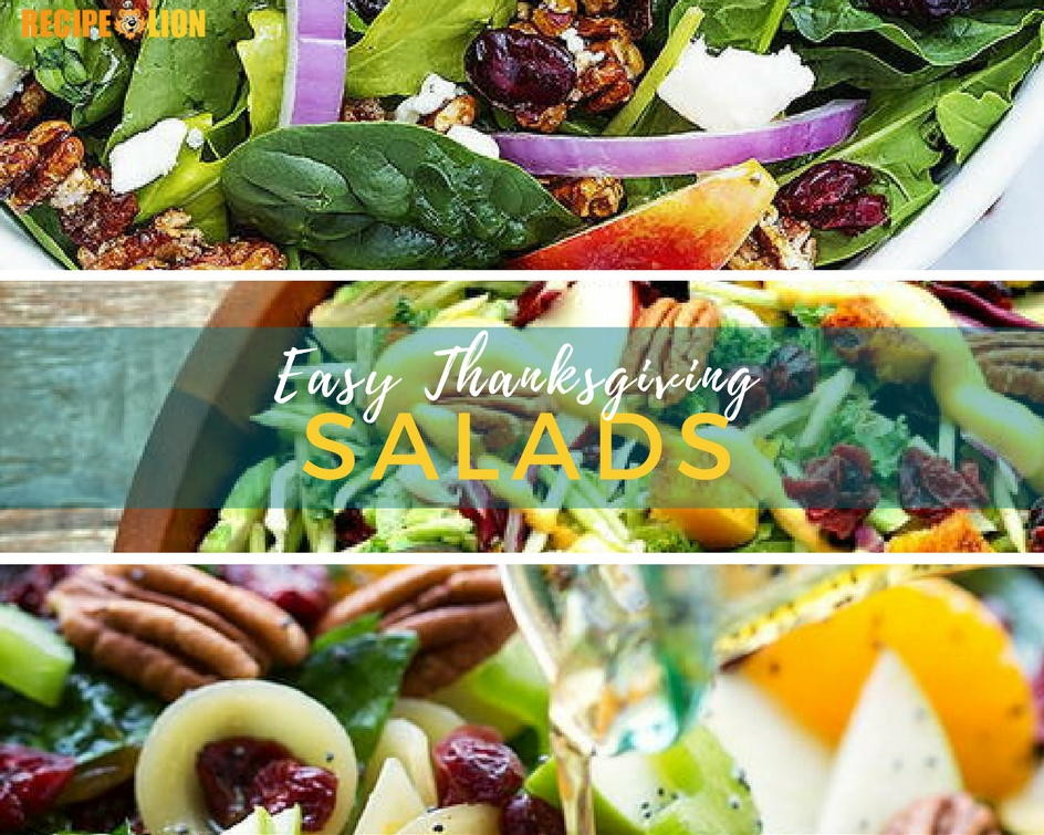 Easy Thanksgiving Salads  Thanksgiving Salad 14 Easy Recipes For Your Feast