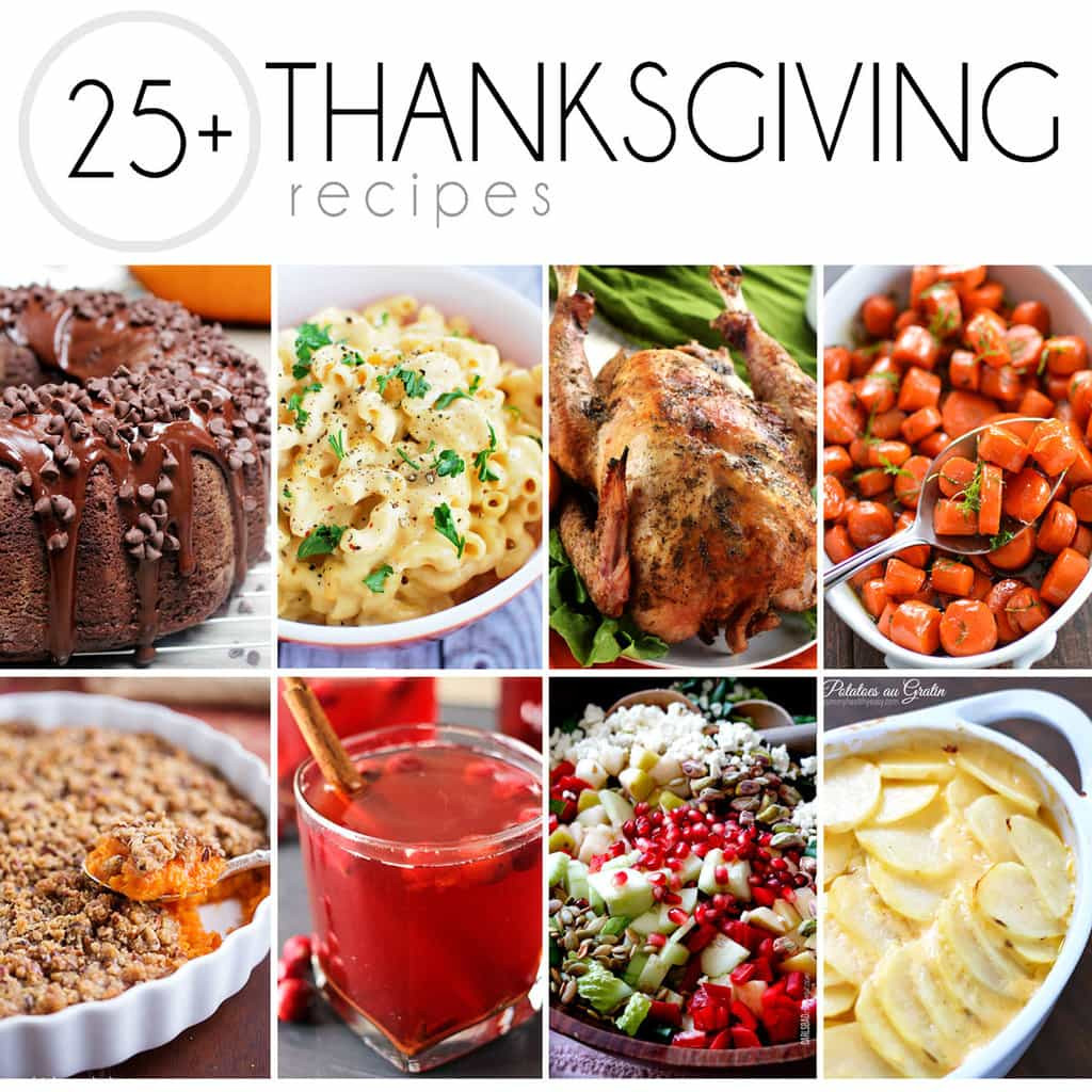 Easy Thanksgiving Turkey Recipes  25 Thanksgiving Recipes You Need to Make Yummy Healthy