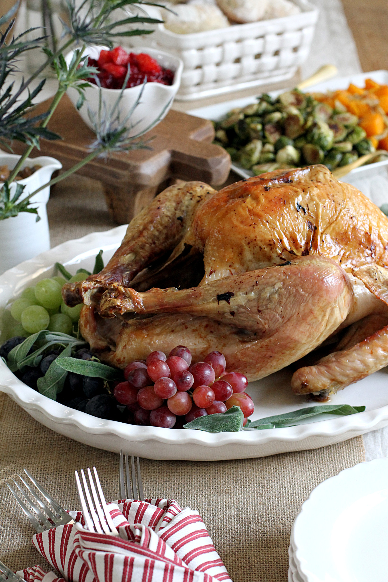 Easy Thanksgiving Turkey Recipes  Easy Thanksgiving Recipes Two of a Kind