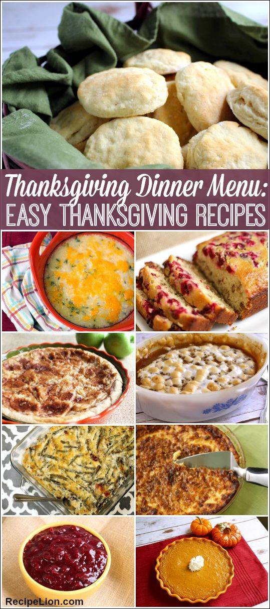 Easy Thanksgiving Turkey Recipes  17 Best images about Easy Thanksgiving Recipes on