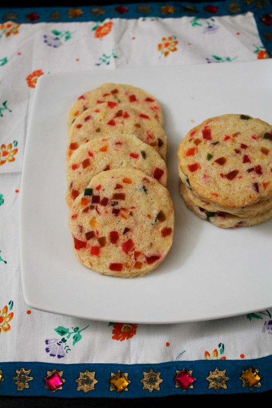 Eggless Christmas Cookies  Eggless baking recipes Egg free desserts