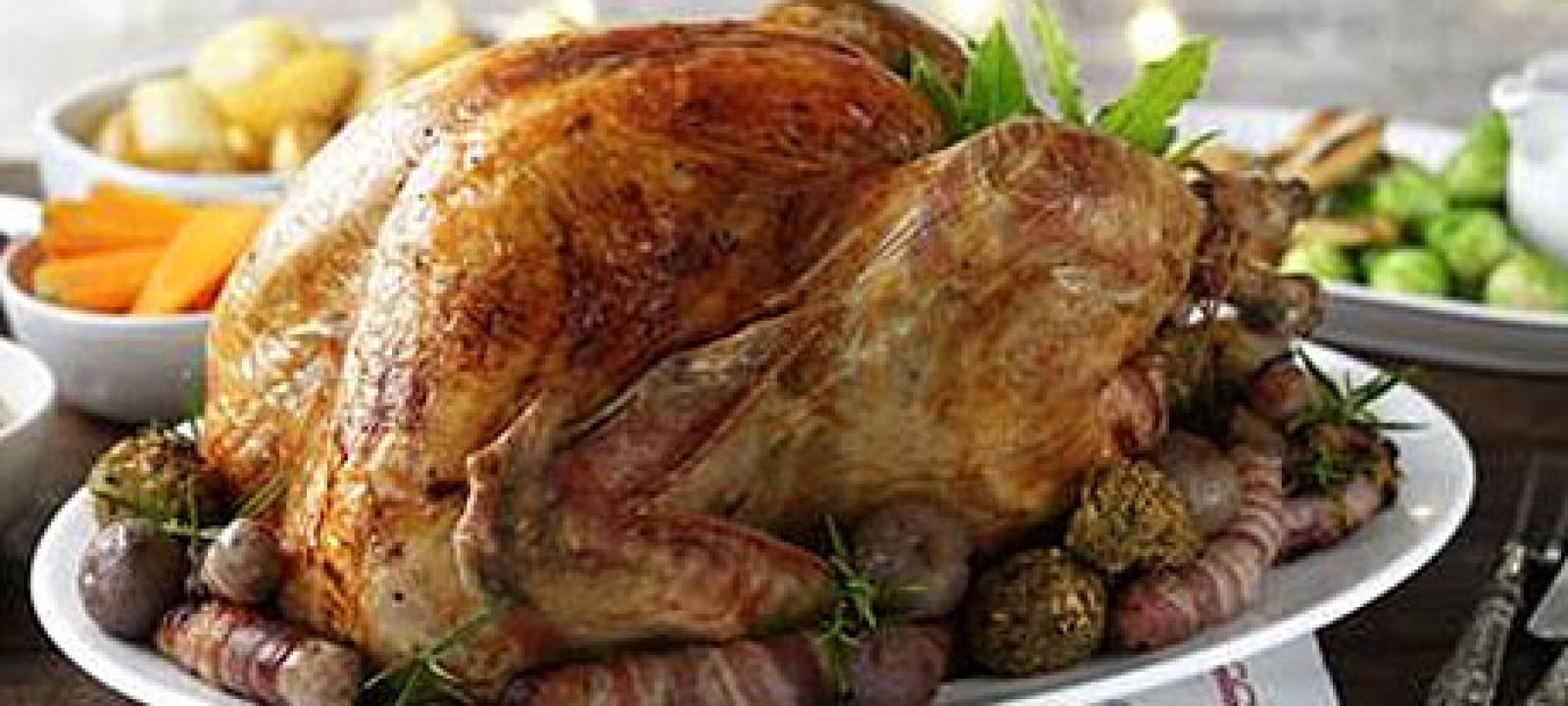English Christmas Dinner  Anatomy of a British Christmas Dinner Anglophenia