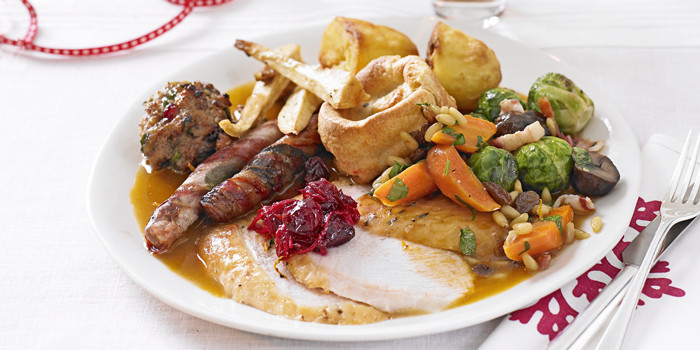 English Christmas Dinner  plete Christmas menus