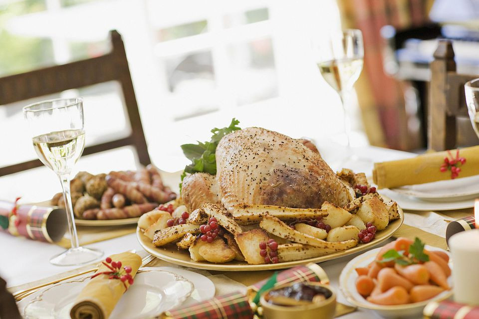 English Christmas Dinner  35 Recipes for a Traditional British Christmas Dinner