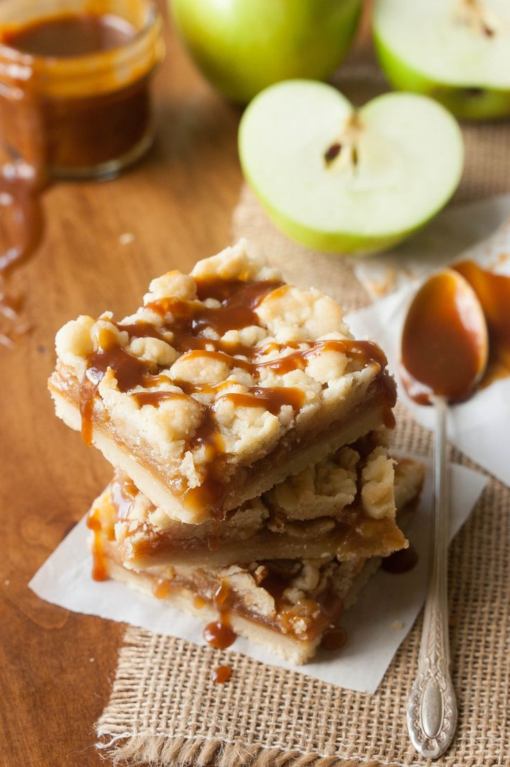 Fall Apple Desserts  298 best images about [RECIPES SHORTBREAD] on Pinterest