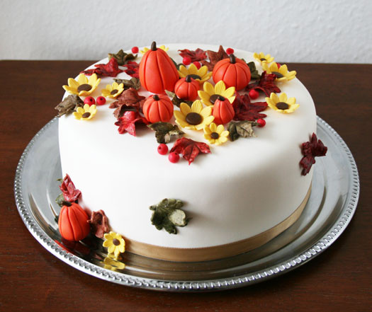 Fall Birthday Cake Ideas  Fall inspired birthday cake • CakeJournal