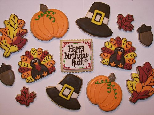 Fall Cut Out Cookies  71 best images about Cut Out Cookies Thanksgiving Fall