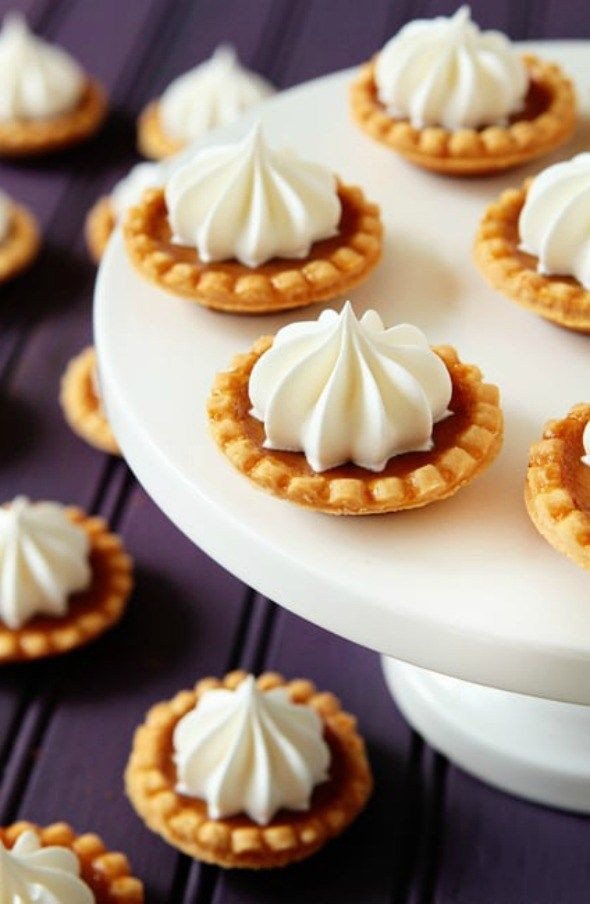 Fall Desserts 2019  Fall Wedding Ideas Our Day ️ in 2019