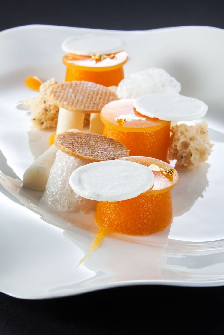 Fall Desserts 2019  Fall Desserts Pur Jean François Rouquette created by