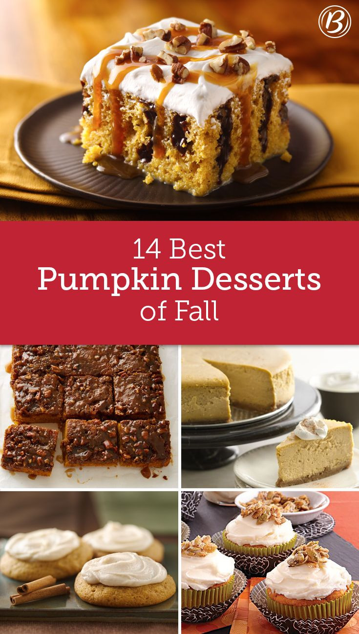 Fall Desserts Pinterest  17 Best images about Fall Baking on Pinterest