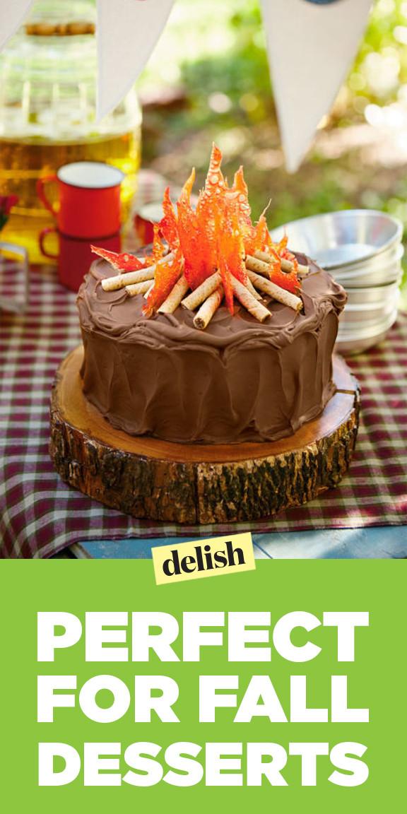 Fall Desserts Pinterest  100 Easy Fall Desserts Recipes for Best Autumn Dessert
