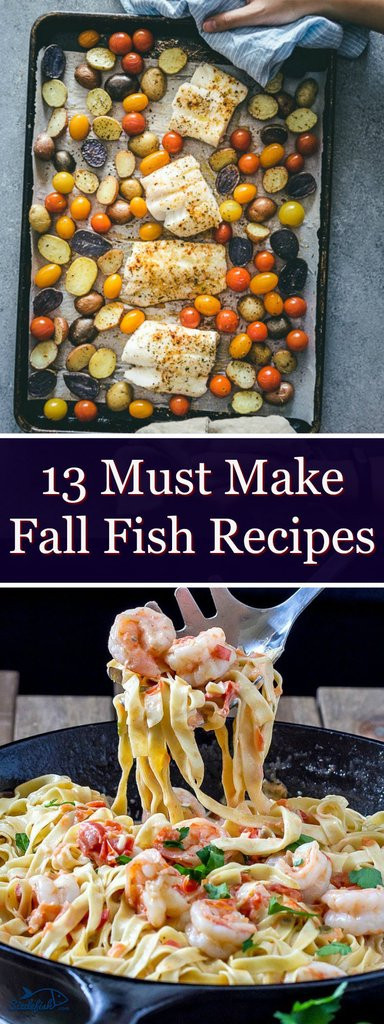 Fall Fish Recipes  13 Must Make Fall Fish Recipes – Sizzlefish