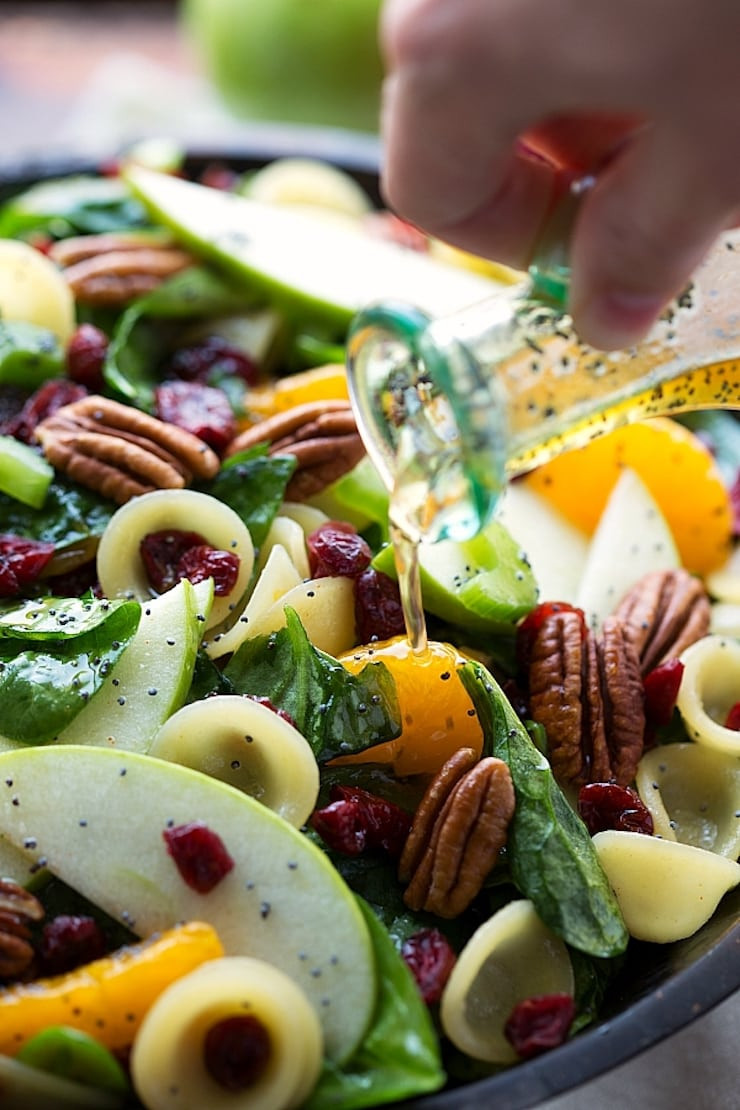Fall Pasta Salad  Delicious Fall Salads Create Your Own
