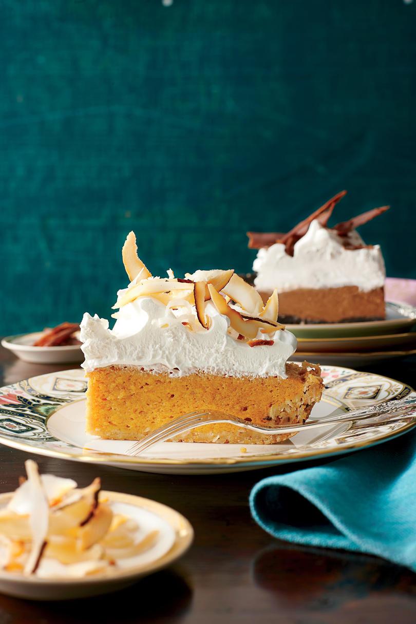 Fall Pumpkin Desserts  Our Favorite Fall Desserts Southern Living