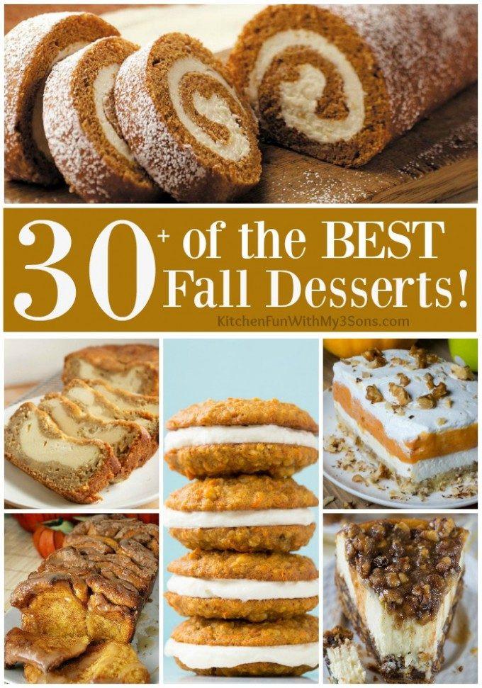 Fall Pumpkin Desserts  No Bake Pumpkin Lush Dessert Kitchen Fun With My 3 Sons