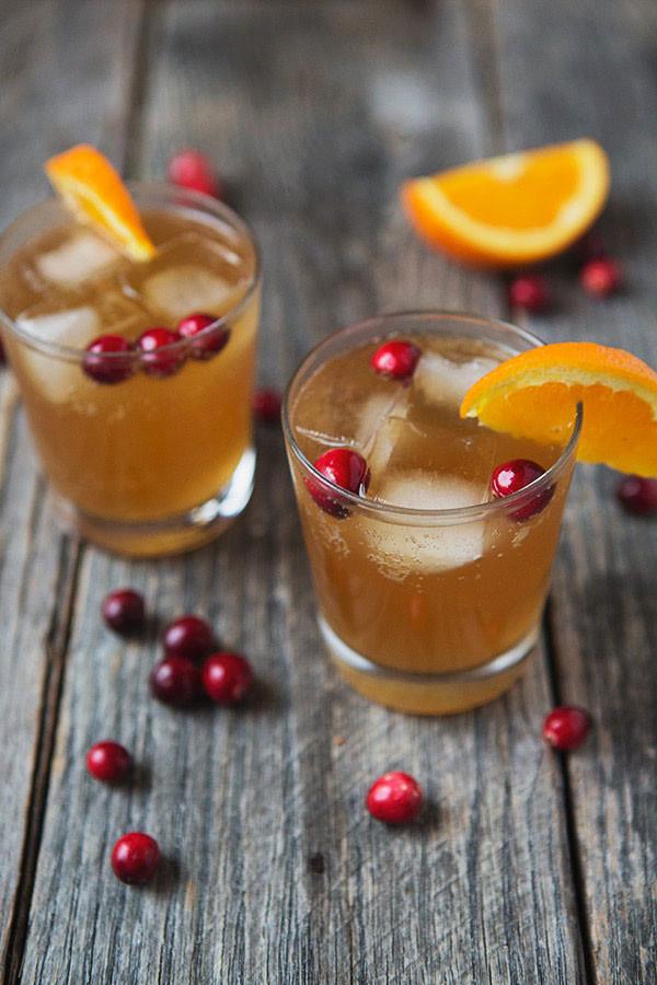 Fall Rum Drinks  13 Fall Cocktail Recipes Coastal Living Coastal Living