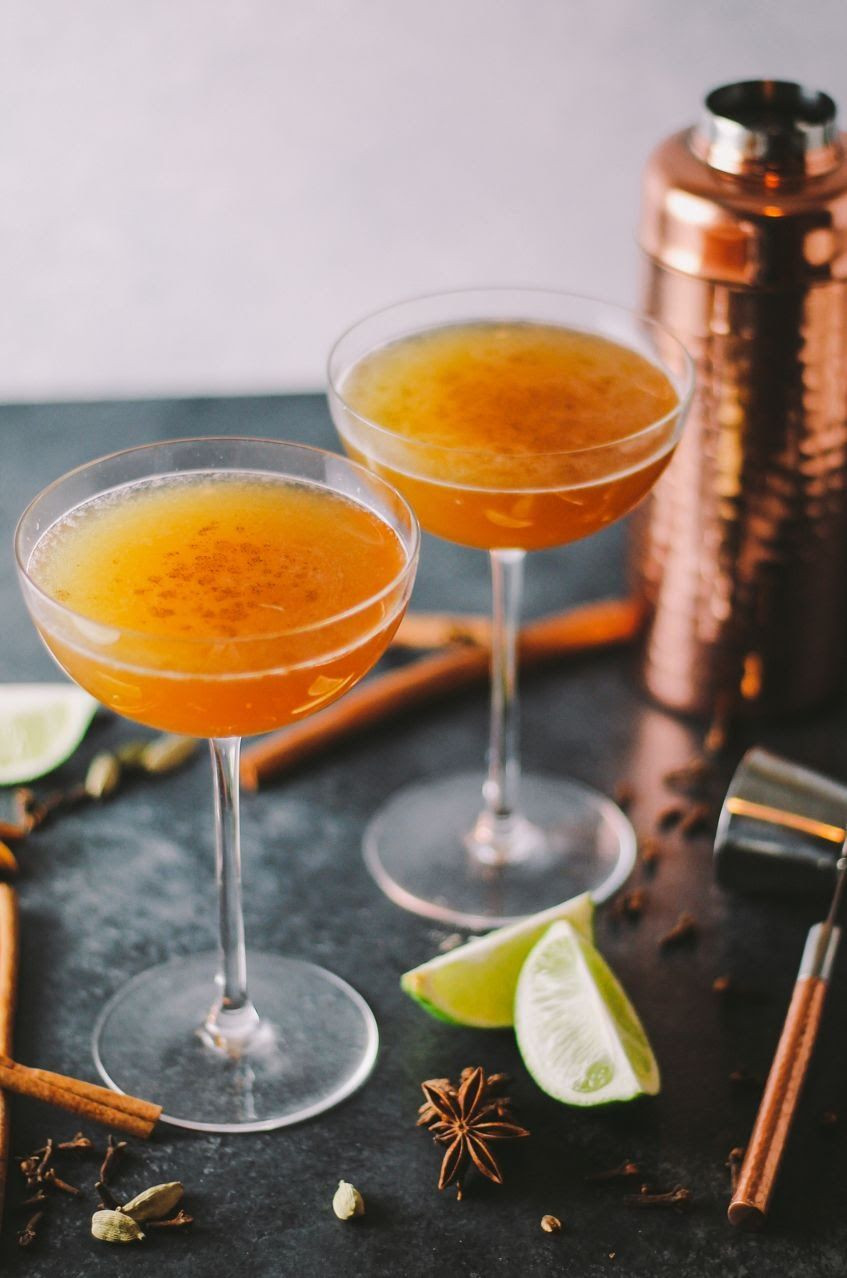 Fall Rum Drinks  25 Thanksgiving Cocktails Recipes for Fall Holiday
