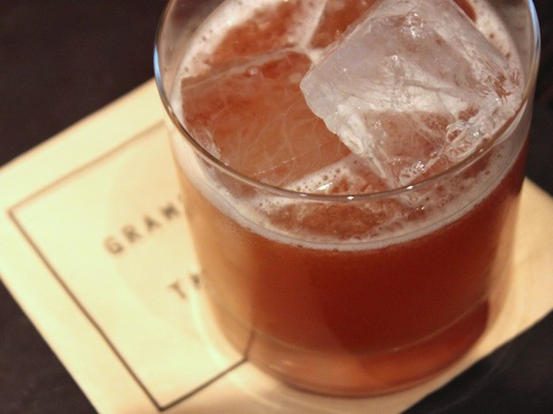 Fall Rum Drinks  5 Fabulous Fall Cocktail Recipes from Gramercy Tavern in