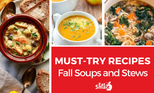 Fall Soup And Stew Recipes  The Best Soup And Stew Recipes To Make This Fall EatSmart