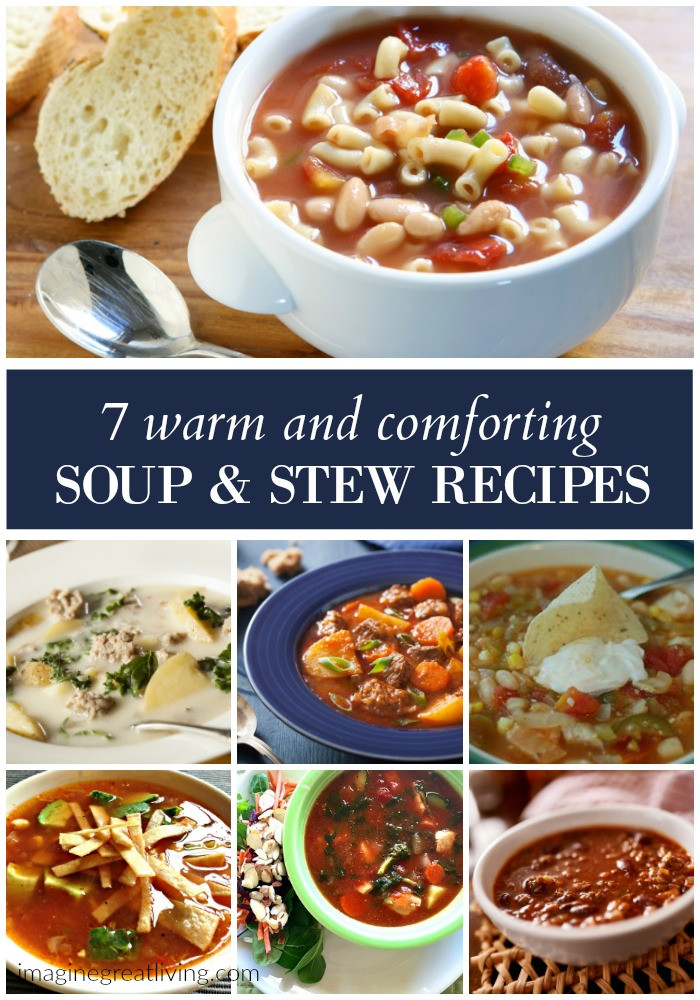 Fall Soup And Stew Recipes  7 Warm and forting Soup and Stew Recipes jane at home