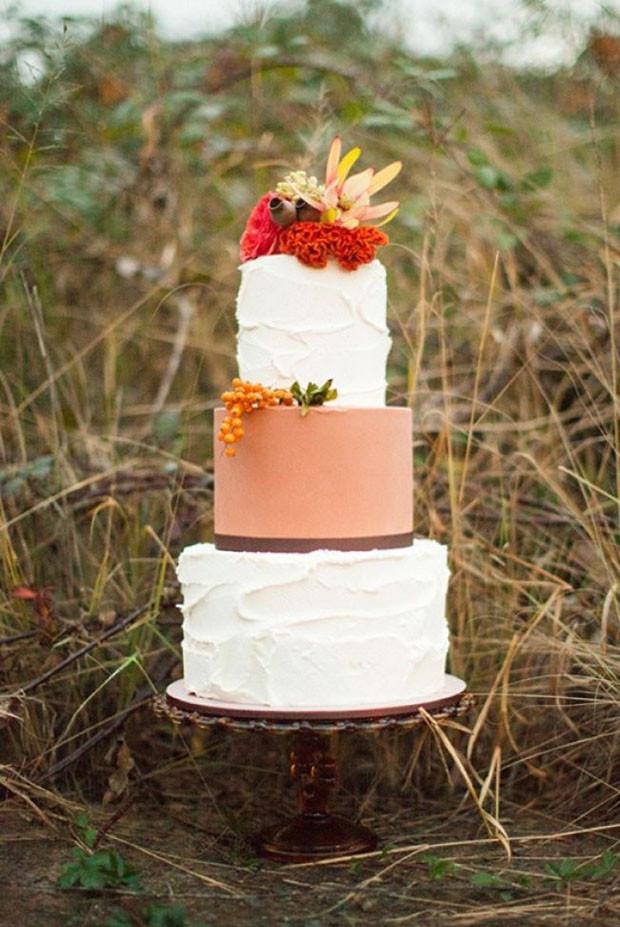 Fall Wedding Cakes Ideas  Autumn Wedding Ideas & Wedding Inspiration