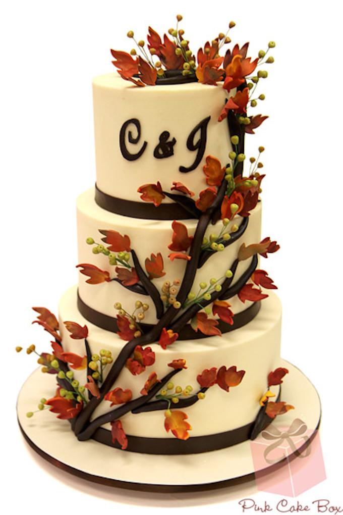 Fall Wedding Cakes Ideas  121 Amazing Wedding Cake Ideas You Will Love • Cool Crafts