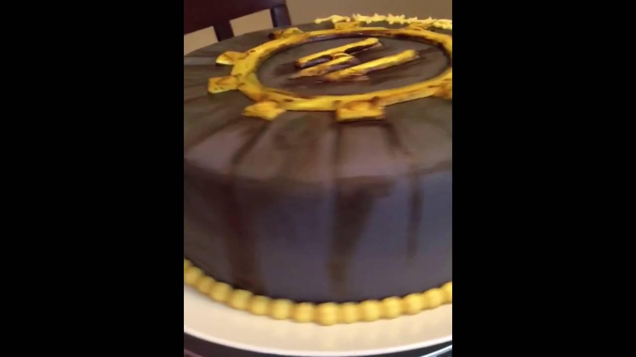 Fallout Birthday Cake  Fallout Birthday Cake