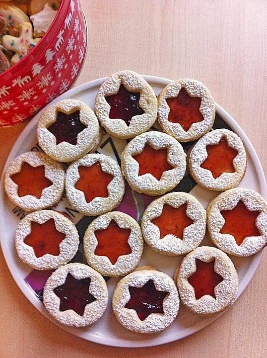 Famous Christmas Cookies  Spitzbuben Cookies German Christmas Tradition • Best
