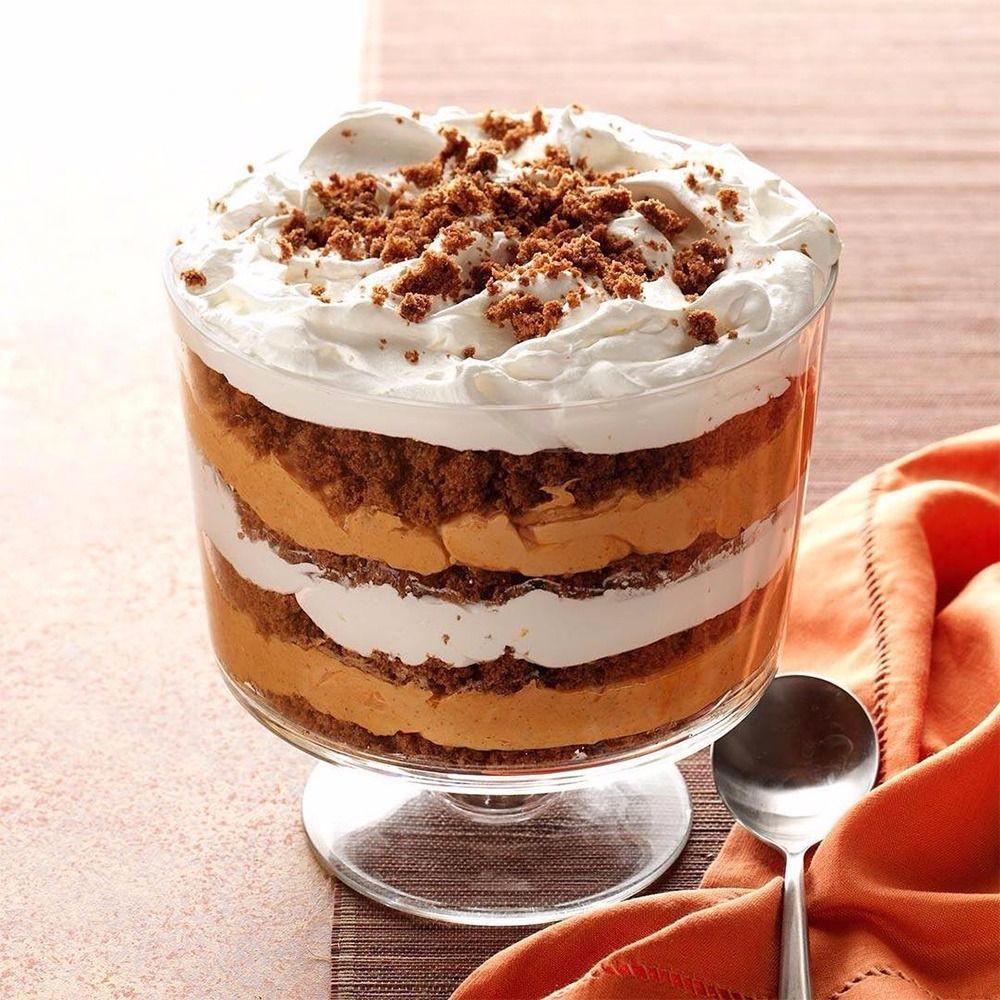 Fancy Thanksgiving Desserts  12 Low Fat Thanksgiving Desserts